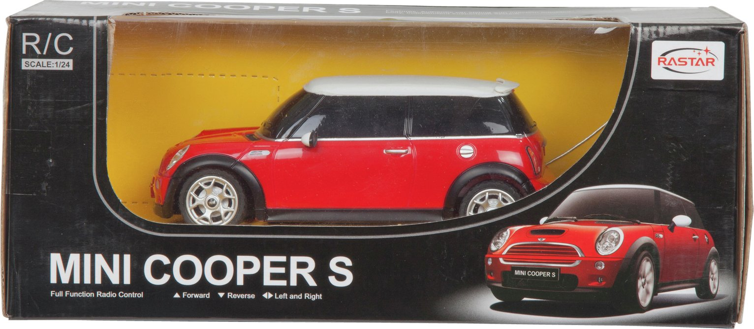 Mini Cooper S Radio Controlled Car