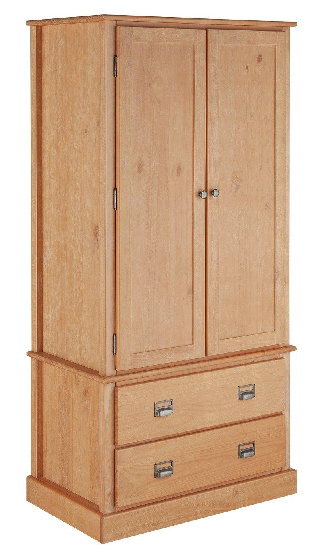 Argos Home Drury 2 Door 2 Drawer Wardrobe