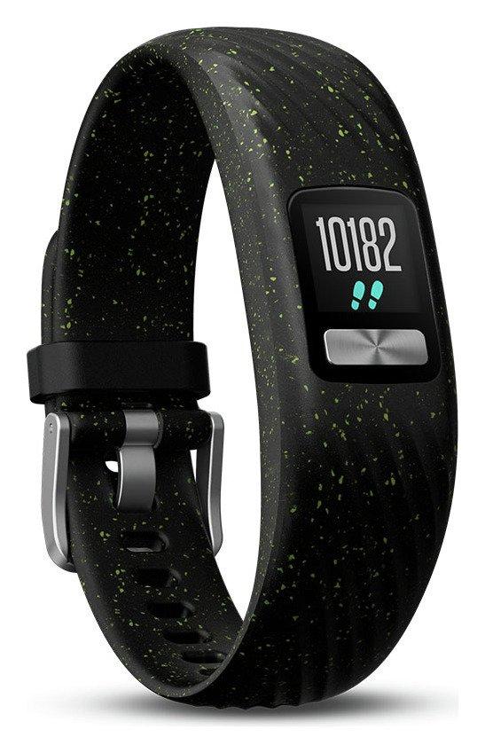 Garmin Vivofit 4 Activity Tracker - Black Speckled