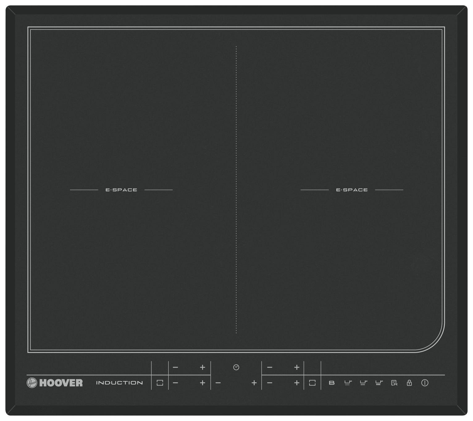 Hoover HIFD440BC Induction Hob - Black