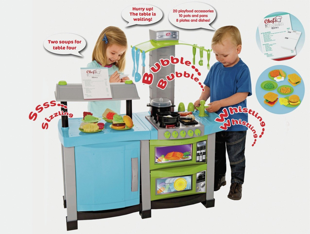 Play Kitchen buy chad valley play kitchen at argos.co.uk - your online shop for
