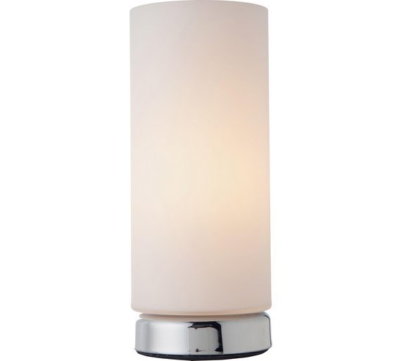 Buy HOME Opal Glass Touch Table Lamp