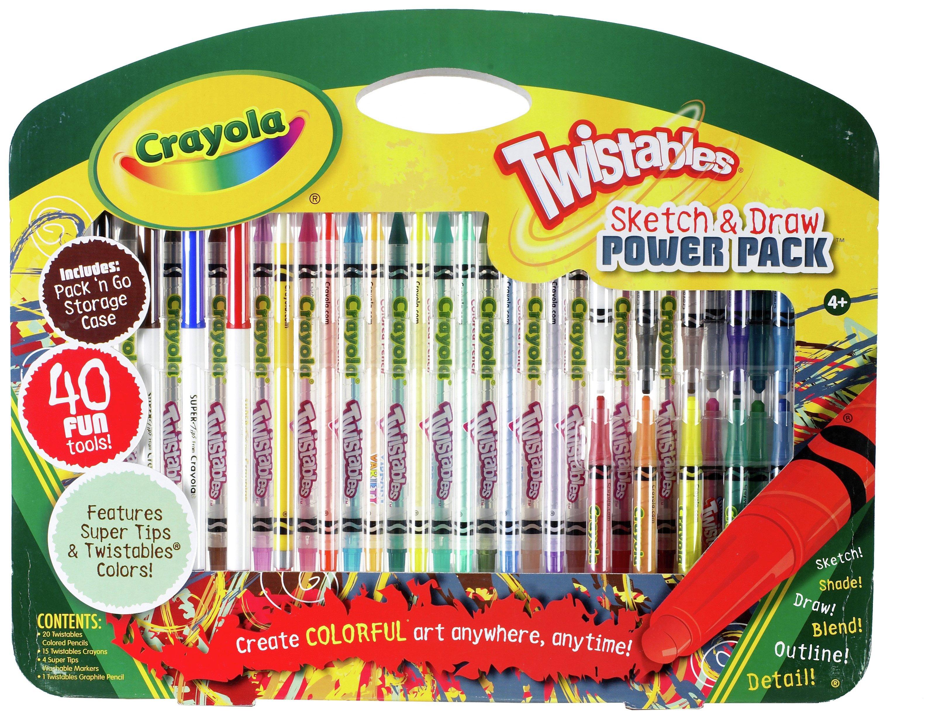 'Crayola Twistables Sketch And Draw Set