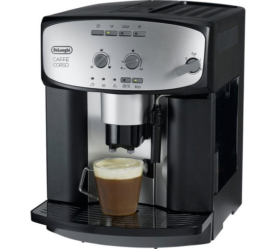 buy de 39 longhi esam2800 cafe corso bean to cup coffee machine at your online shop. Black Bedroom Furniture Sets. Home Design Ideas