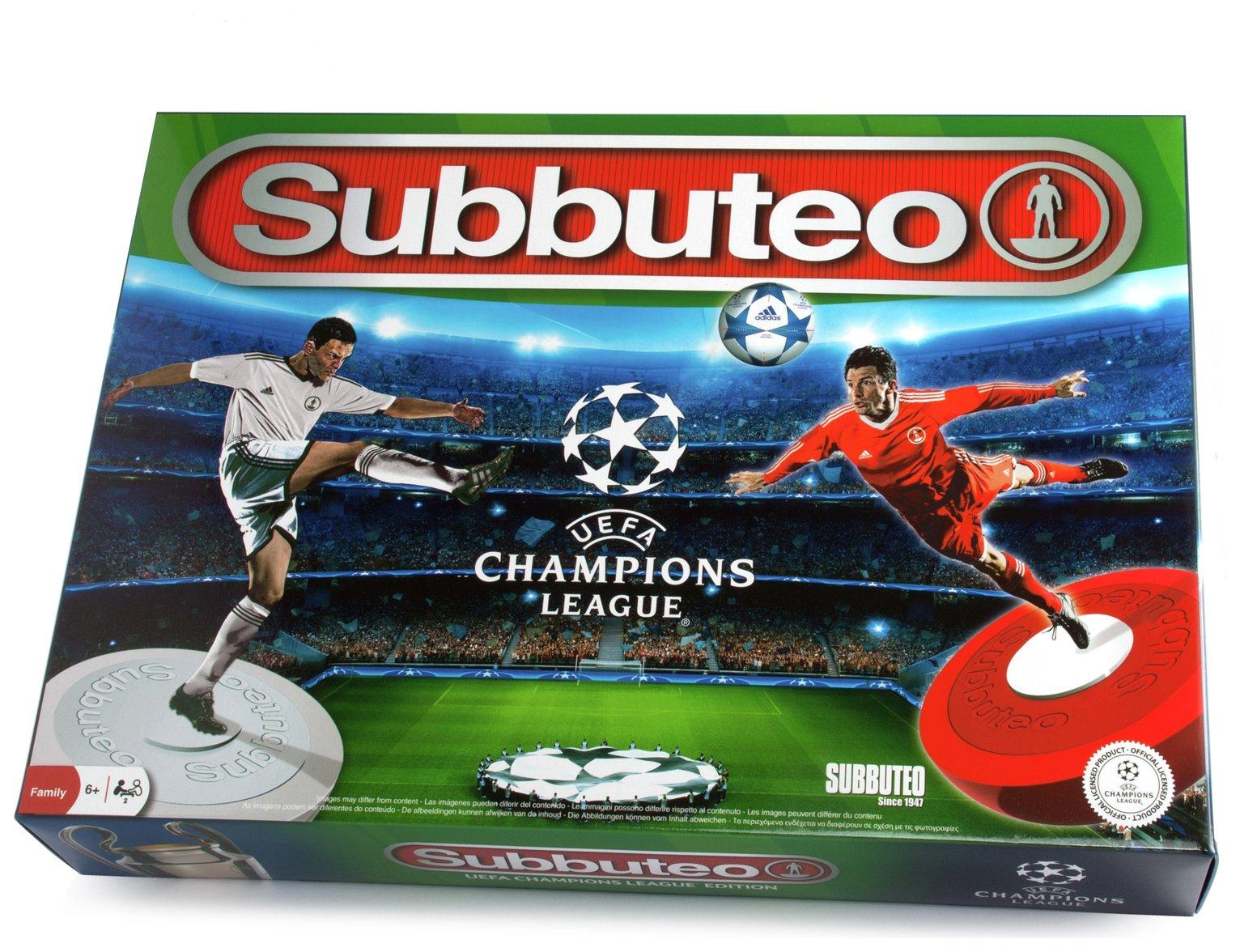 Subbuteo UEFA Champions League Edition