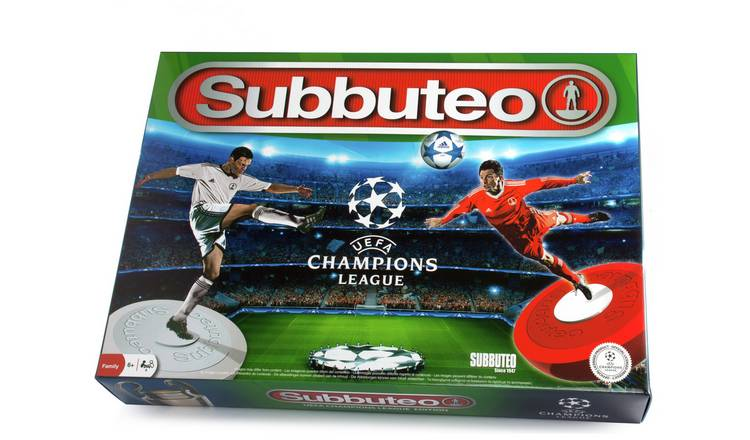 Subbuteo UEFA Champions League Edition