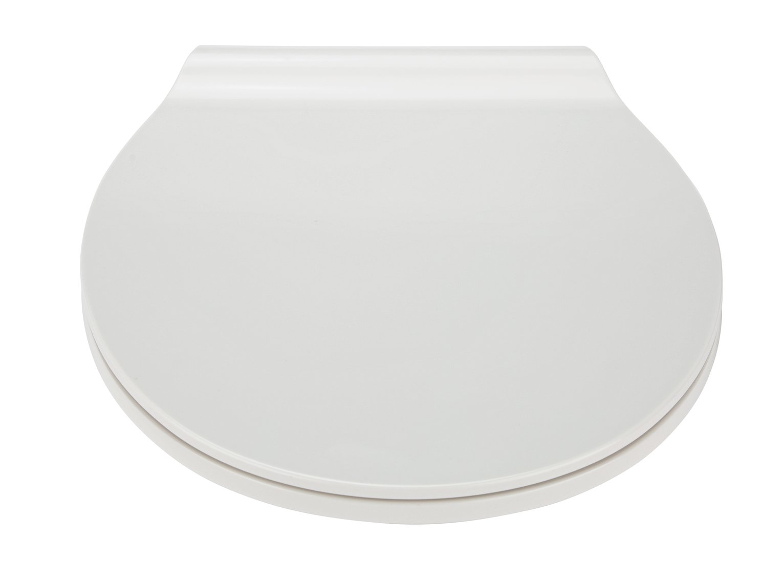 Argos Home Slimline Easy Clean Toilet Seat