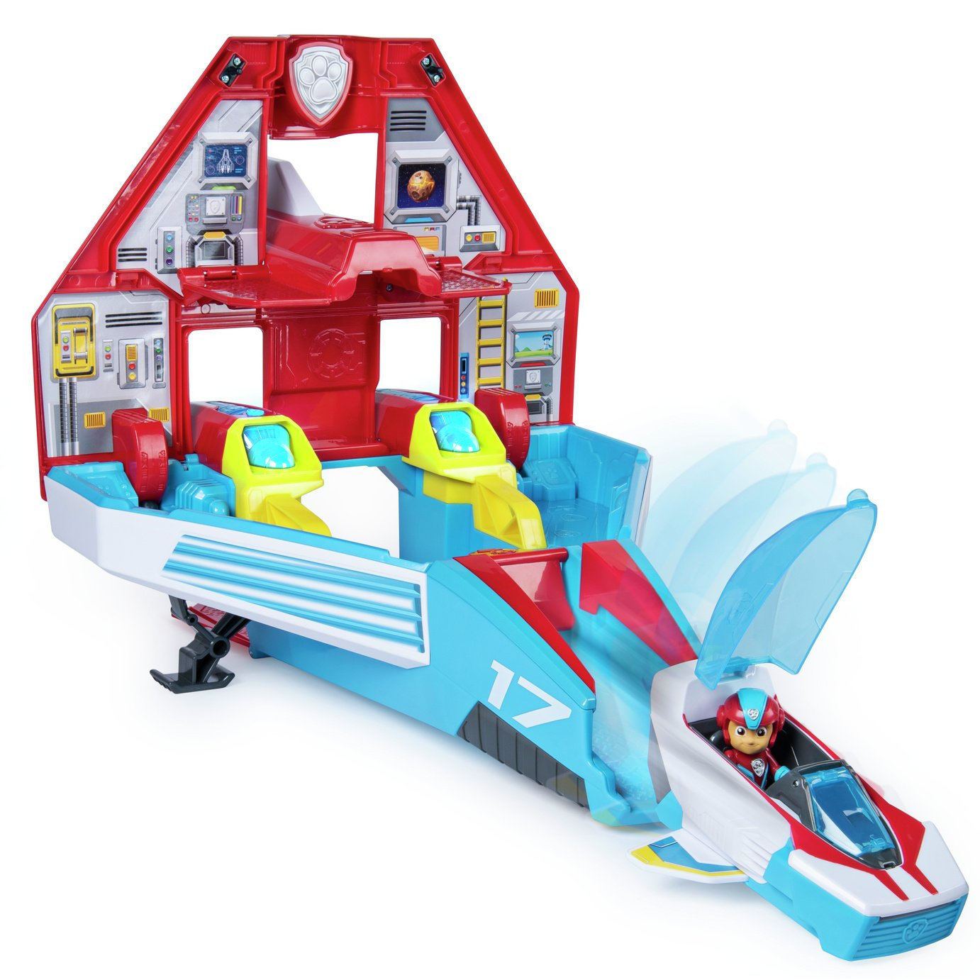PAW Patrol Mighty Pups Superpaw Jet