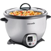 Crock-Pot CKCPRC6040-060 22L Saute Rice Cooker - Silver