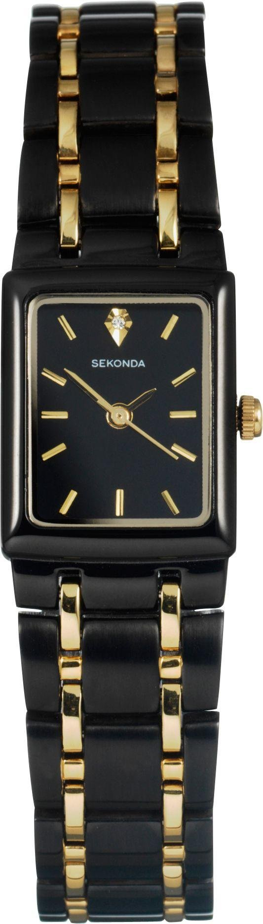 Sekonda Ladies' Two Tone Bracelet Watch