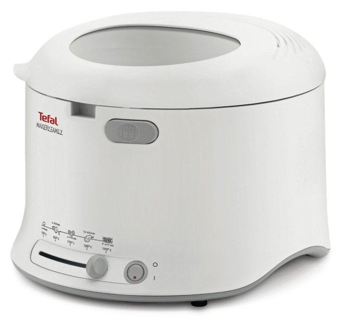 tefal family pro fryer instructions