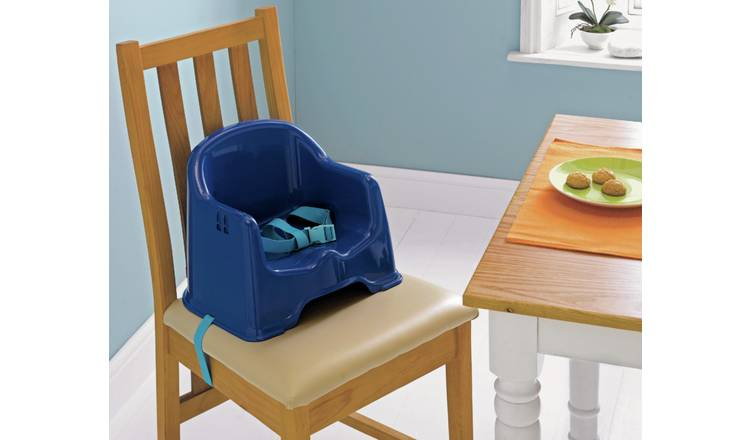 Buy Little Star Chair Booster Seat Blue Booster Seats Argos