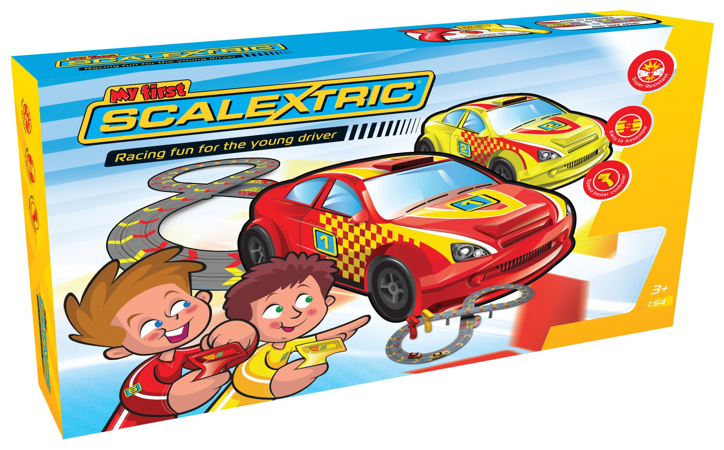 My First - Scalextric.