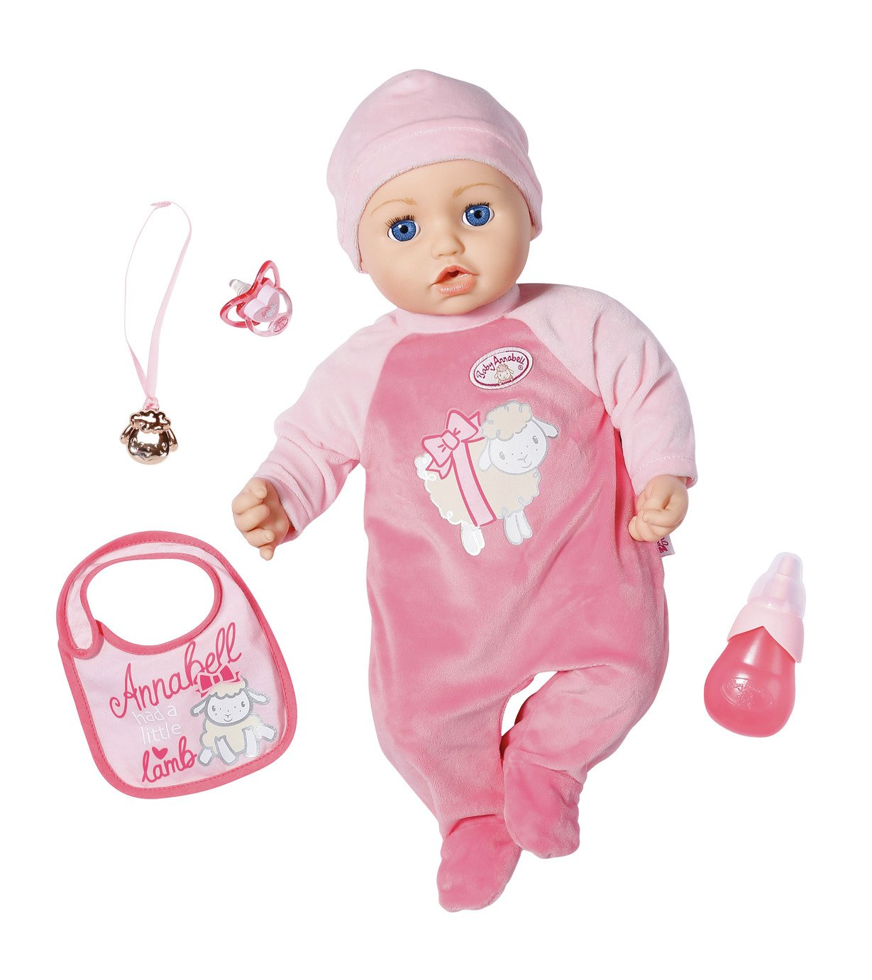 Image of Baby Annabell Doll.
