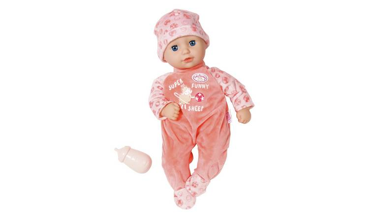 My First Baby Annabell Doll Lots Of Hugs And Cuddles And ...