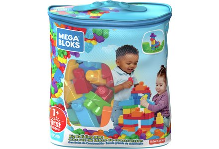 Mega Bloks First Builders Big Building Bag.