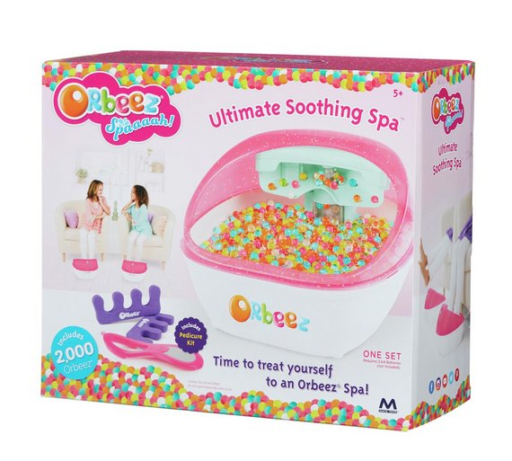 Buy Orbeez Soothing Spa Make Up And Beauty Toys Argos