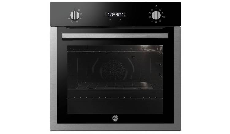 Hoover HOC3UB5858BI Built In Single Pyrolytic Oven - Black