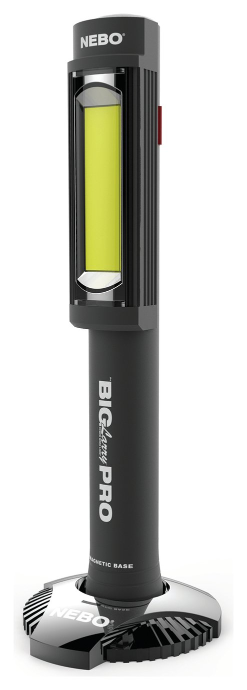 Nebo BIG Larry Pro NE6640 Rechargeable LED Torch and Lantern