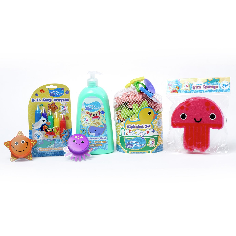 Toddler Bathtime Buddies Set