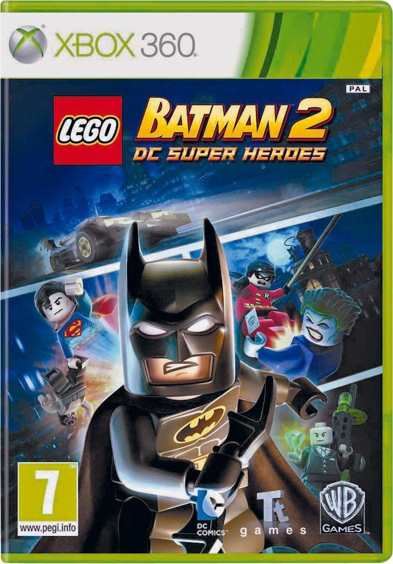 Buy LEGO Batman 2 Super DC Heroes Xbox 360 Game at Argos.co.uk ...