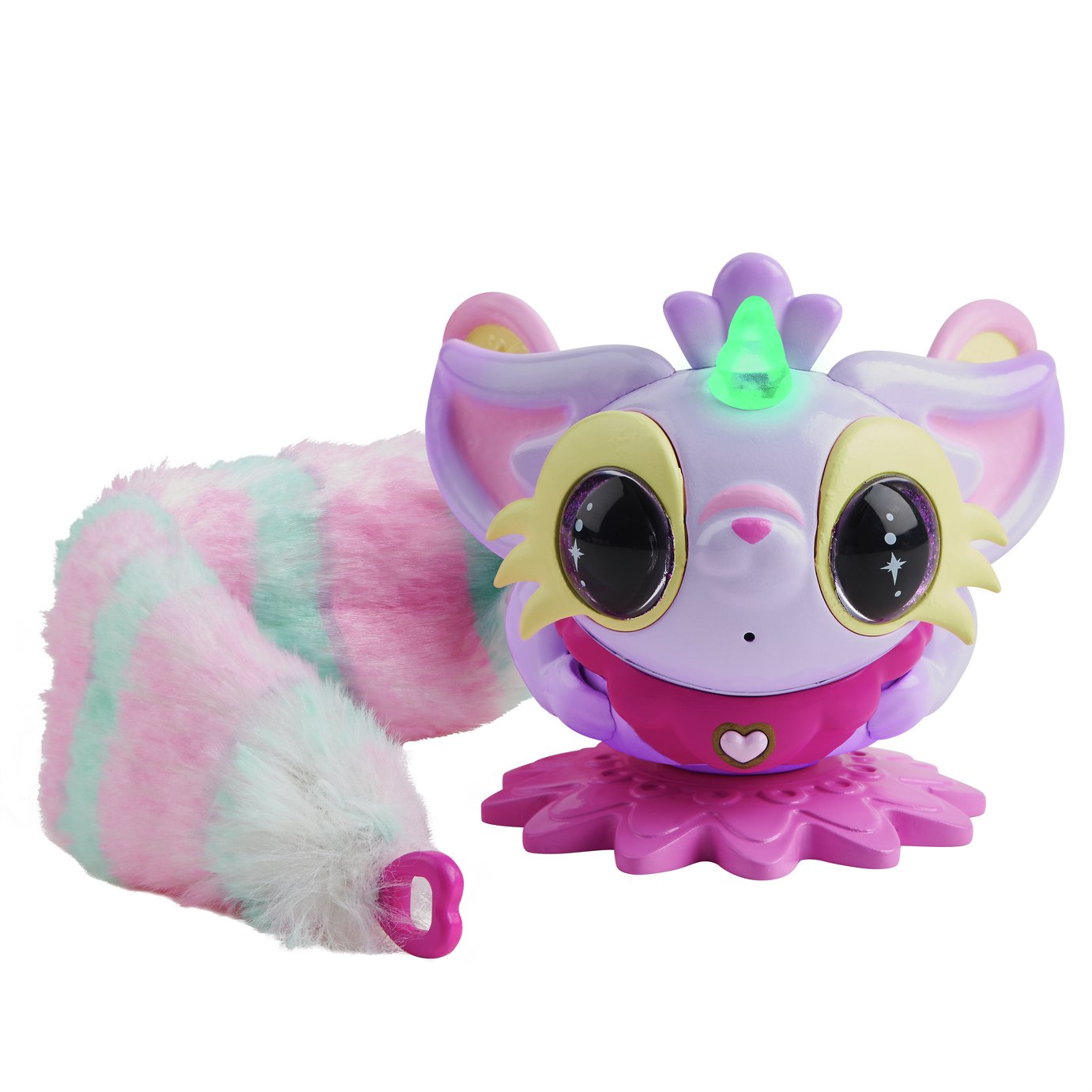 Pixie Belles - Layla (Purple)- Interactive Enchanted Animal