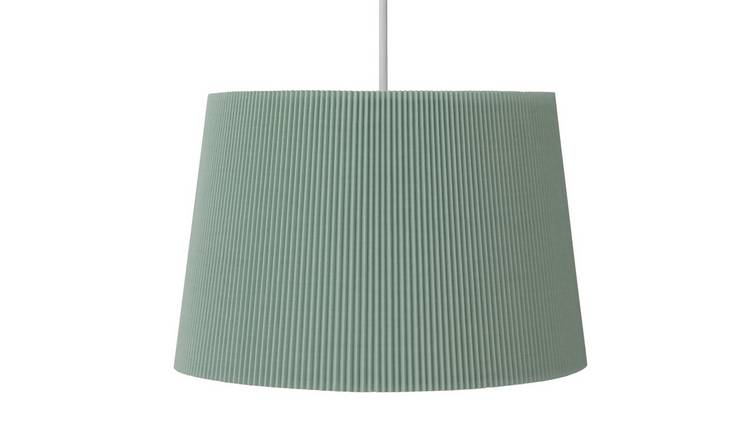Argos Home Micropleat Shade - Duck Egg