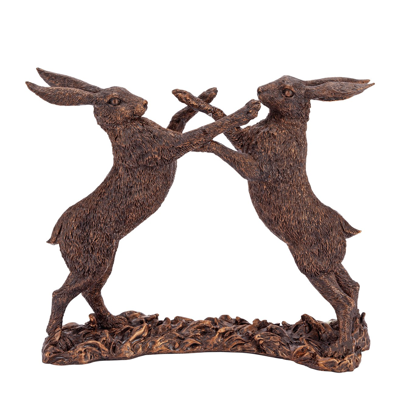 Argos Home Highlands Boxing Hare Objet