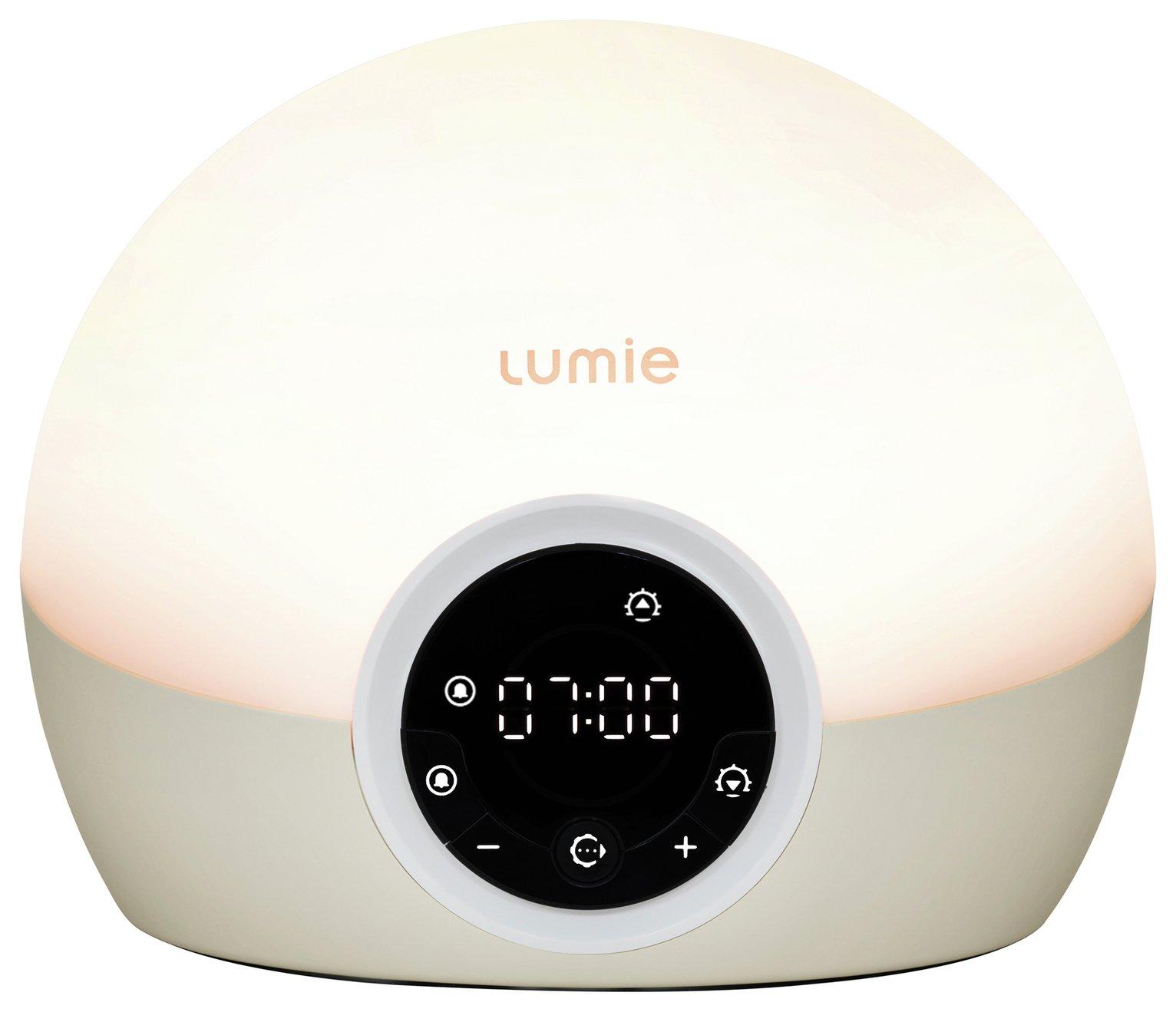 Lumie Bodyclock Spark 100 Wake-Up Alarm Clock