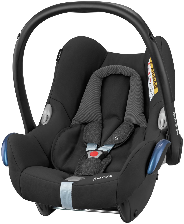 Maxi-Cosi CabrioFix Group 0+ Baby Car Seat - Black
