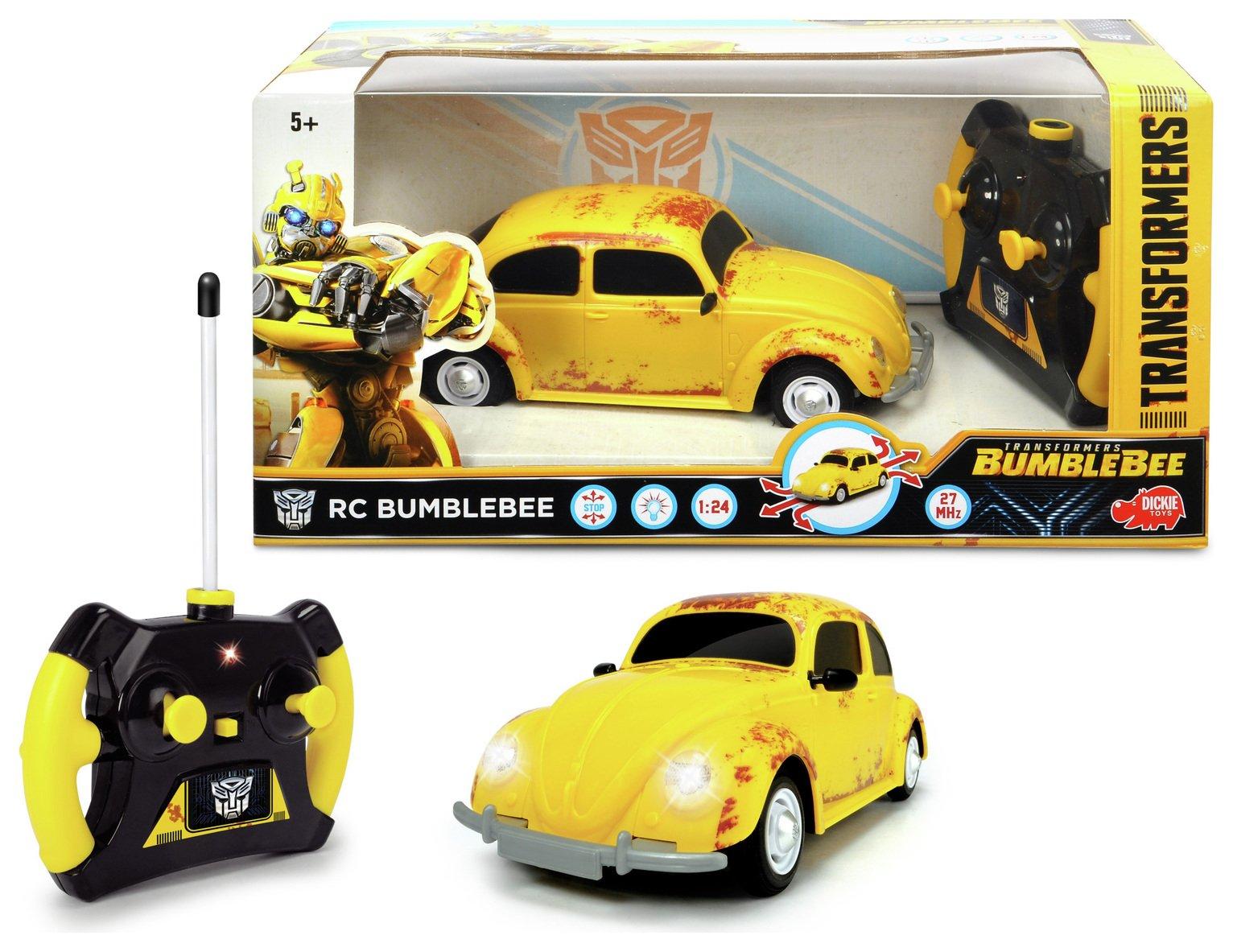 1:24 Bumblebee Beetle Radio Control Toy