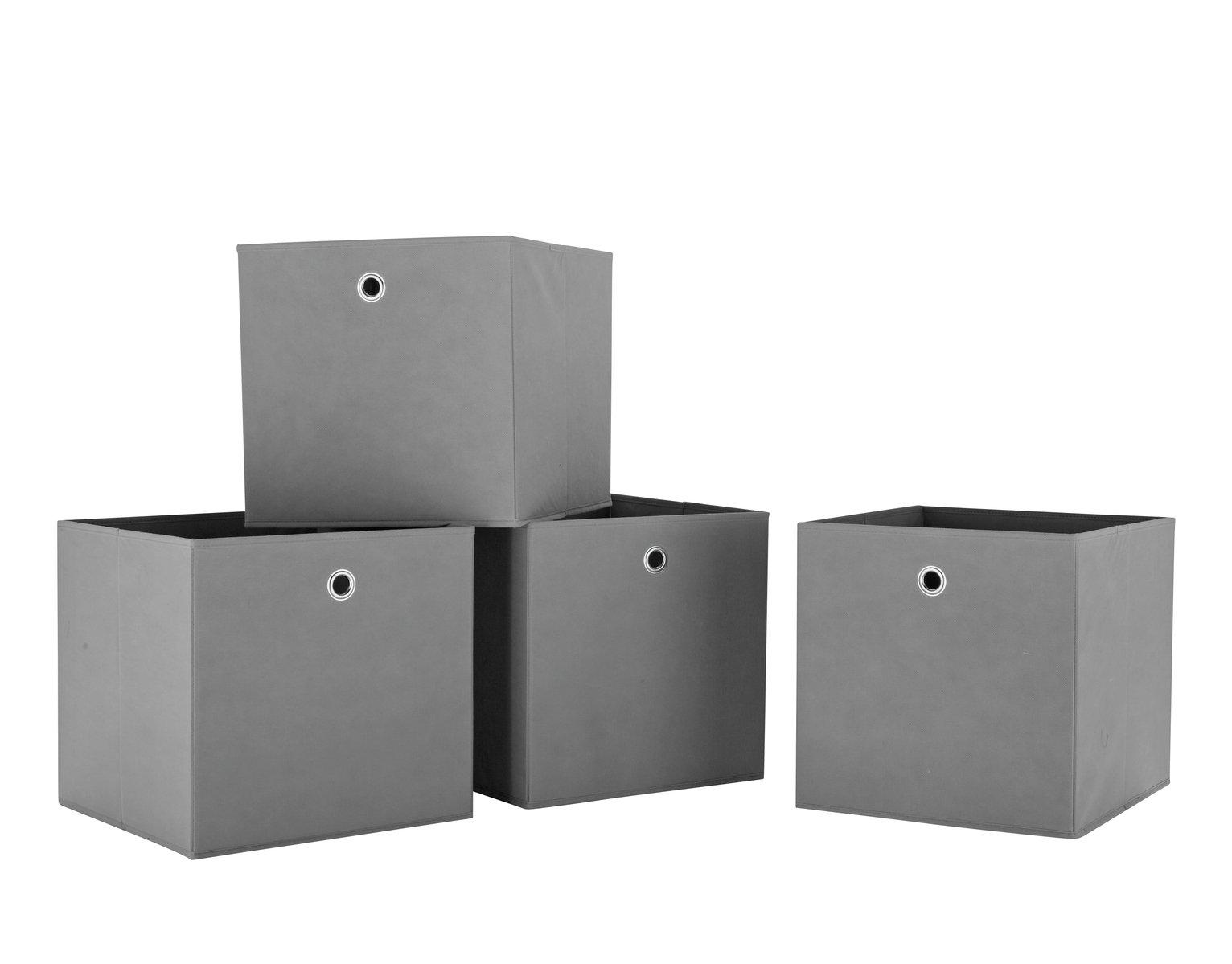 Argos Home Set of 4 Squares Plus Boxes review