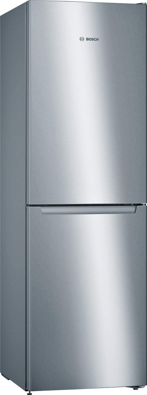 Bosch KGN34NL3AG Fridge Freezer - Stainless Steel