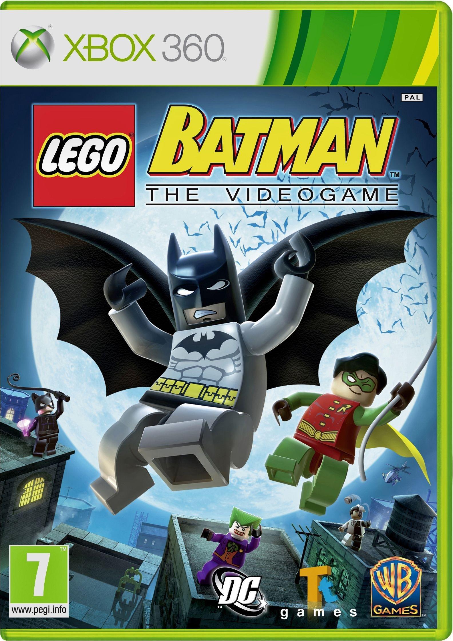 Buy LEGO Batman - Xbox 360 Game   Xbox 360 games   Argos