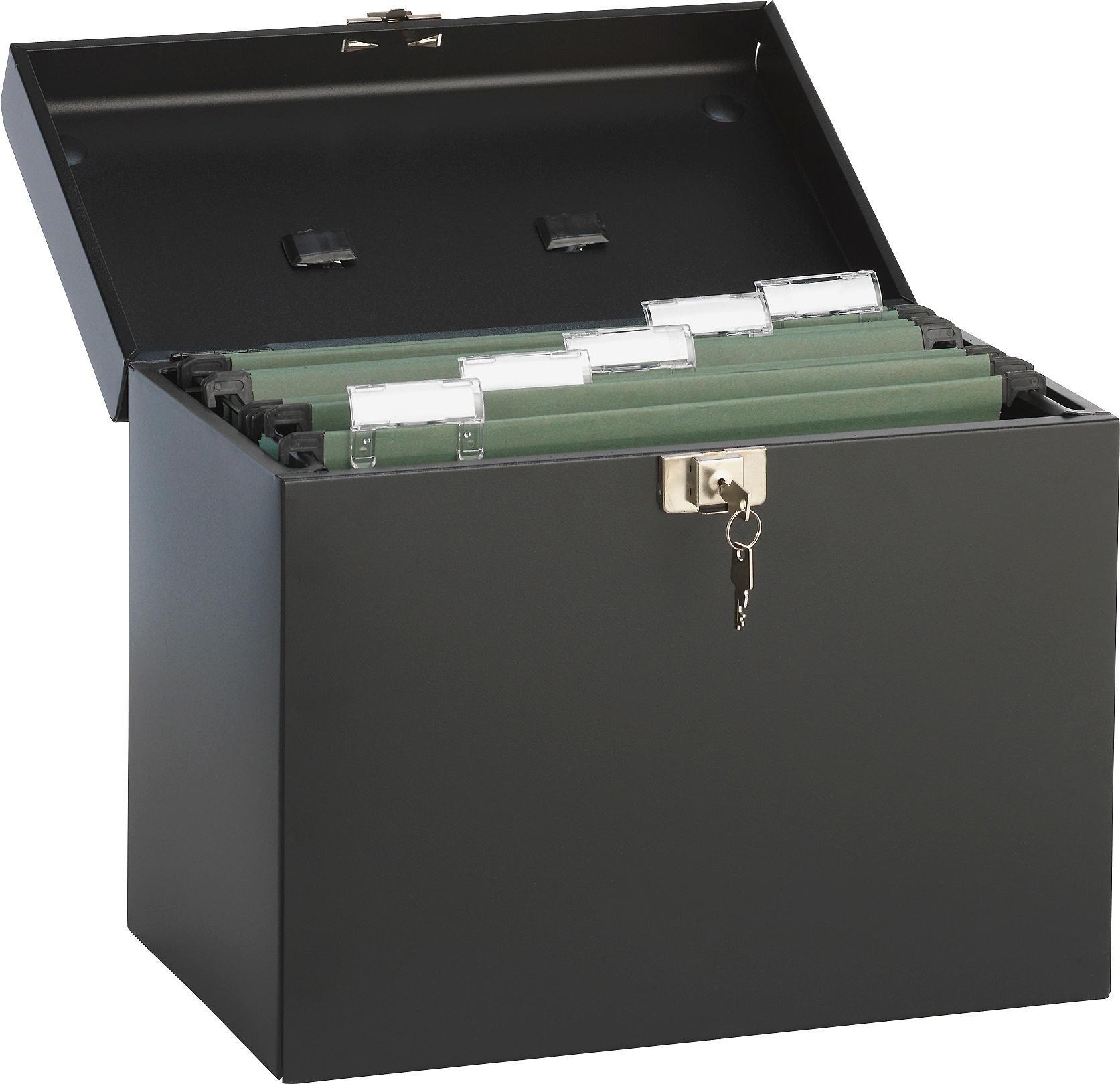 A4 Paper Metal Filing Storage Box Review