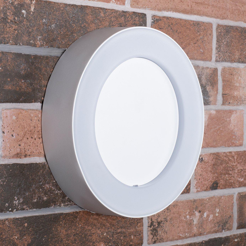 Smartwares Luxury LED Outdoor Circular Wall Light