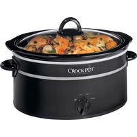 Crock-Pot SCV655B-IUK 6.5L Slow Cooker (Black)