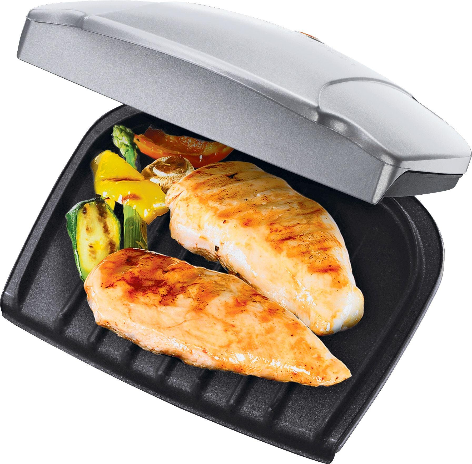 Image of George Foreman - 17894 2 Portion Health Grill