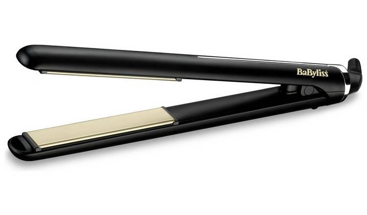 Buy BaByliss Ceramic Smooth 2514U Hair Straightener | Hair straighteners | Argos