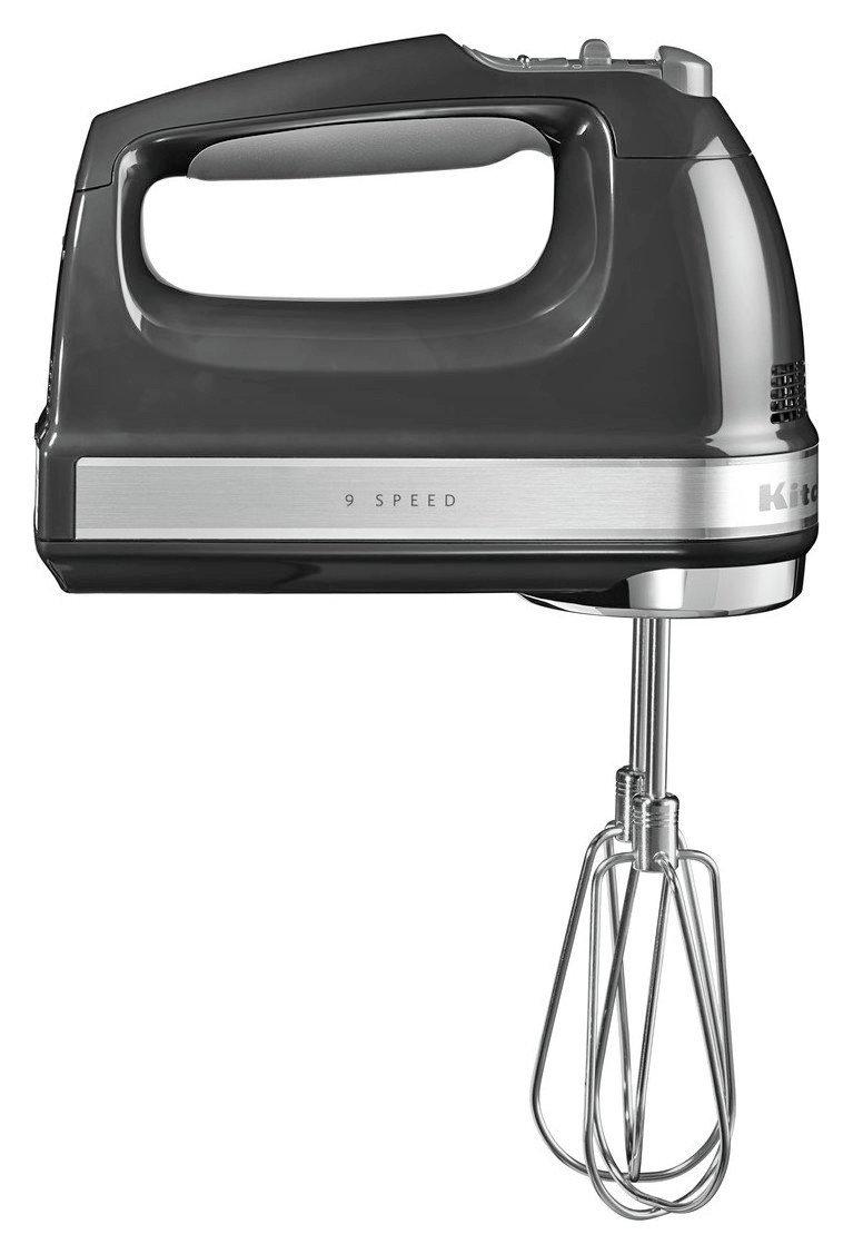 KitchenAid 5KHM9212BOB Electric Hand Mixer - Black