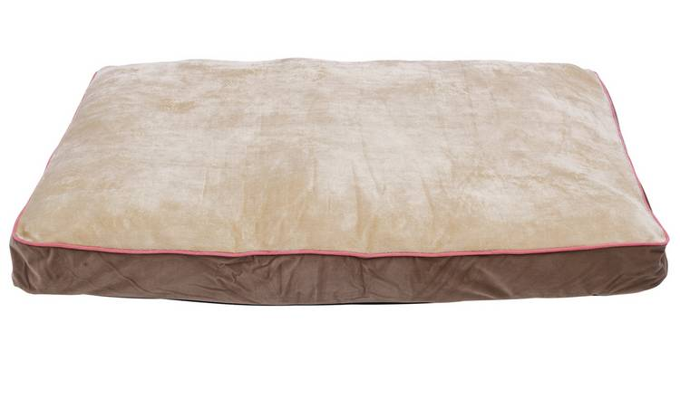 Velur Mattress Pet Bed - Large