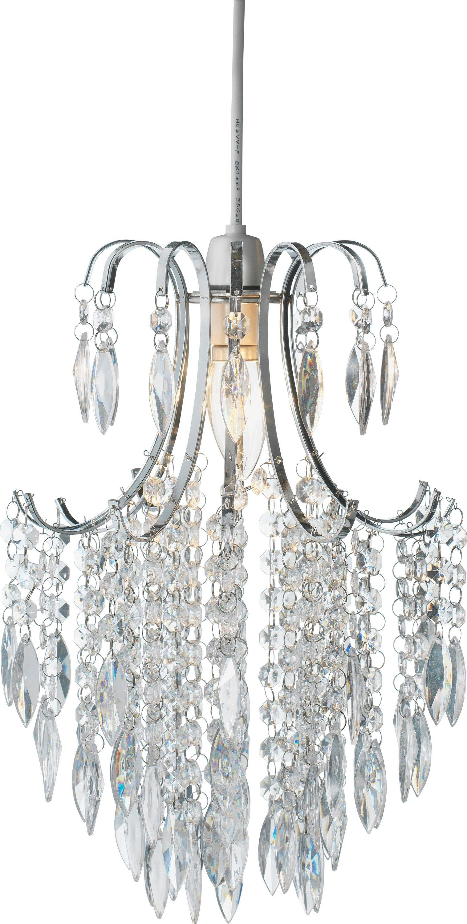 Buy Collection Kirsty Beaded Shade Clear at Argoscouk Your