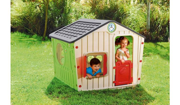 Chad Valley Wendy House - Multicoloured from Argos' garden toy range