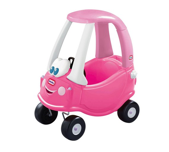 Buy Little Tikes Cozy Coupe Rosy Pre School Outdoor Toys And