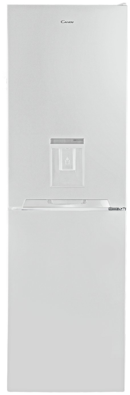 Candy CVS1745SWWDK Fridge Freezer - White Best Price, Cheapest Prices