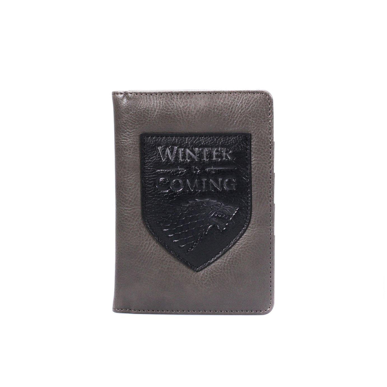 Game of Thrones Winter Is Coming Passport Holder
