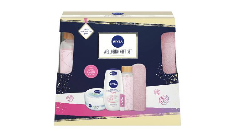 NIVEA Wellbeing Gift Set