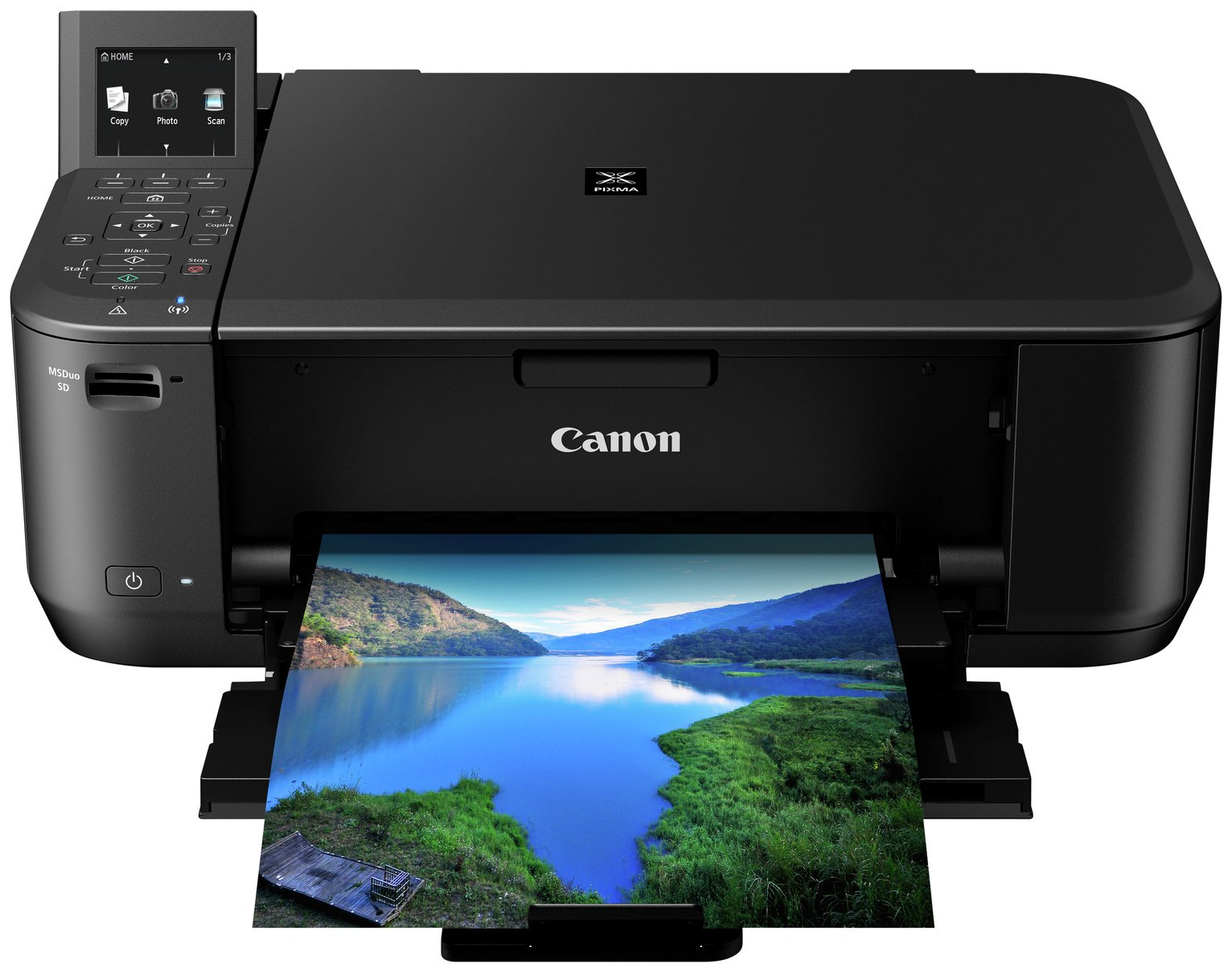 how to connect printer to wifi canon