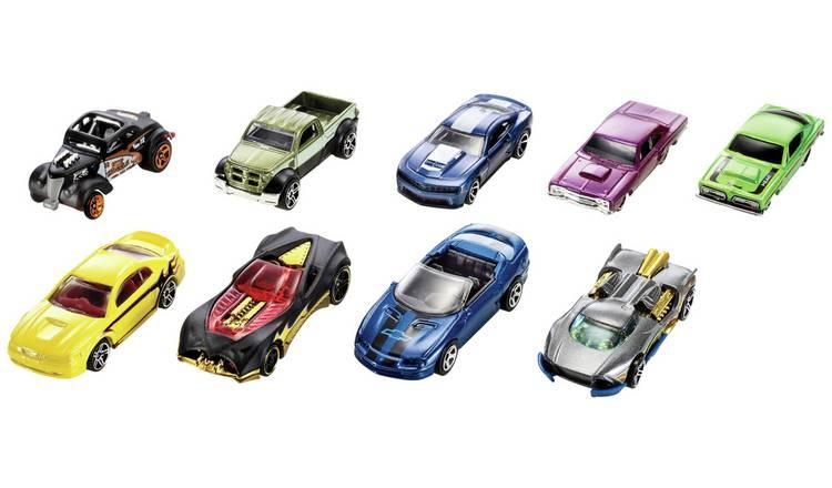 Hot Wheels Car - 9 Pack Assortment 0