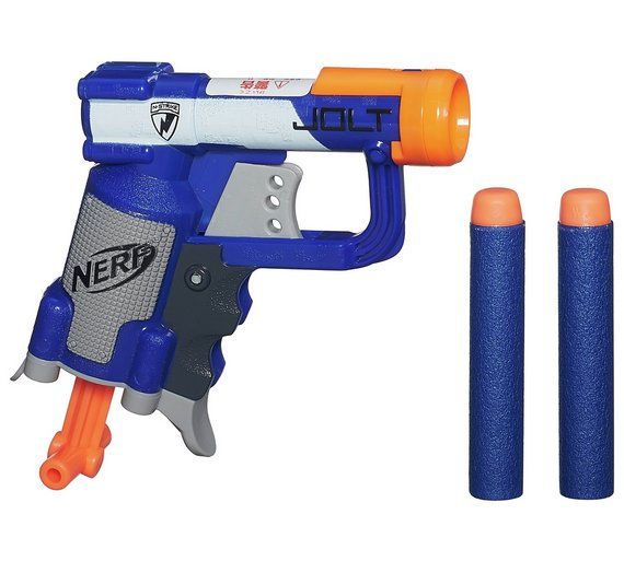 My Nerf Longstrike review: one of the best Nerf guns!